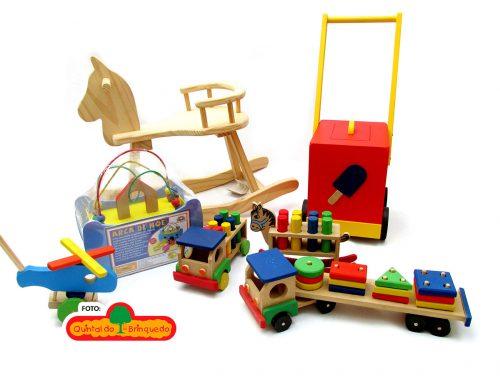 Dicas de brinquedos para crianças de 1 a 2 anos de idade