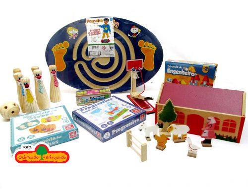 Dicas de brinquedos para crianças de 3 a 4 anos de idade